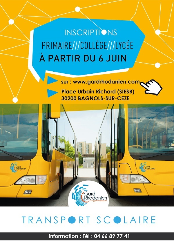 transport scolaire GR